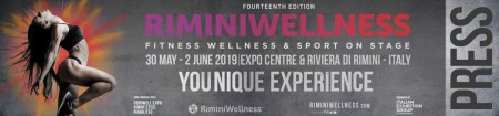 ITALY: RIMINIWELLNESS 2019, A UNIQUE EXPLOSION OF ENERGY, TAILOR-MADE FOR PERSONAL EXPERIENCE