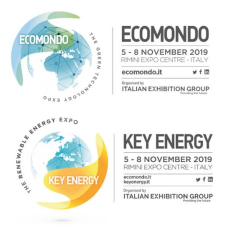 ARTICLE AND ADVERTISEMENT ECOMONDO 2019 ON SLOVENIAN MAGAZINE EGES N.4/2019