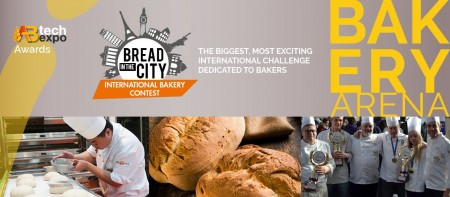 "Talents battle it out in ""Bread in The City"" - International Bakery Contest"