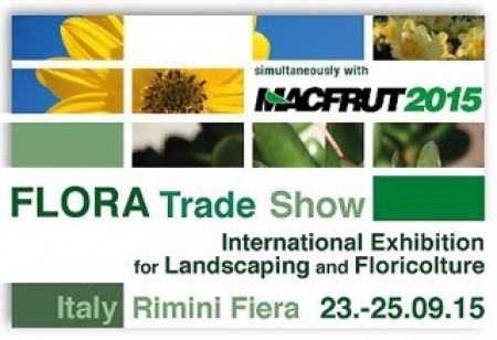Business visit to Flora Trade Show in Rimini