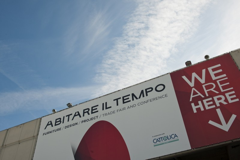 Abitare il Tempo 2015 // exclusivity and sustainable excellence in ...